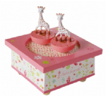 Sophie la girafe Spinning Music Box